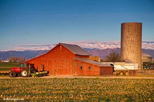 Colorado Front Range Farming