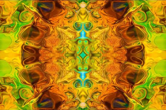 Energy Experiences Abstract Healing Artwork by Omaste Witkowski owFotoGrafik.com
