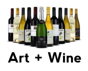Art Plus Wine Special Promotion