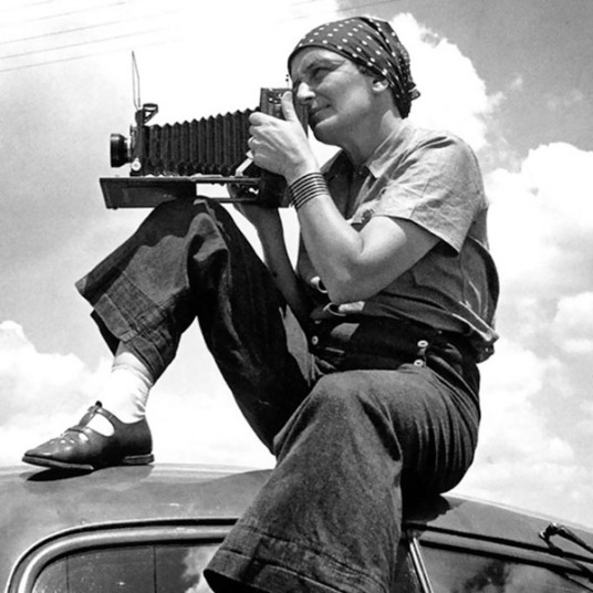 """The camera is an instrument that teaches people how to see without a camera."" ― Dorothea Lange, photographer"