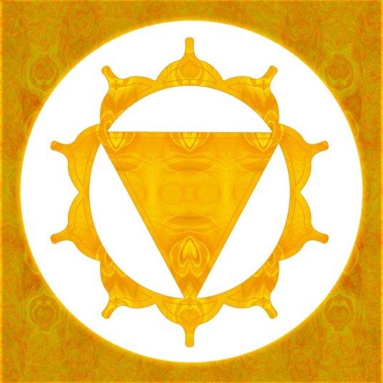Energy Center Abstract Chakra Artwork by Omaste Witkowski owFotoGrafik.com