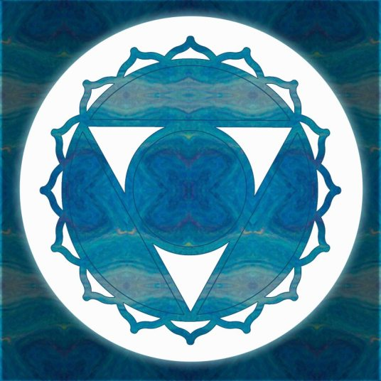 Dimensional Communications Abstract Chakra Art by Omaste Witkowski owFotoGrafik.com