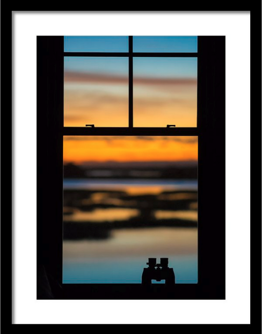 See What I See Image Art Framed Print By Jo Ann Tomaselli