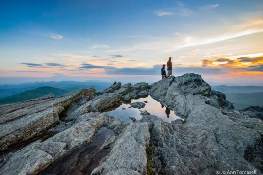 Grandfather Mountain, Linville, North Carolina