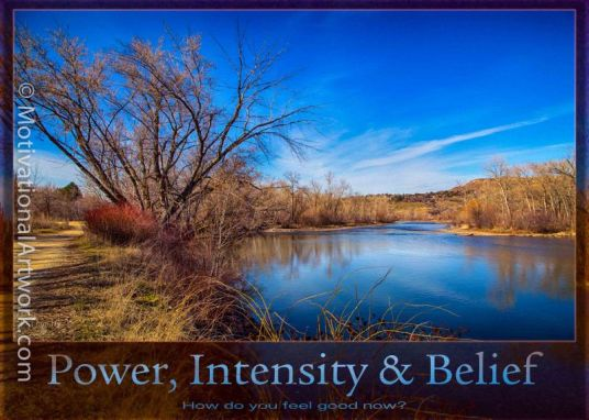 Power Intensity and Belief by Omashte